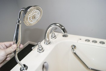 Improve your lifestyle with one of our walk in tubs